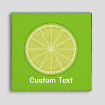Lime Slice Envelope