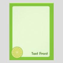 Lime Slice Flyer