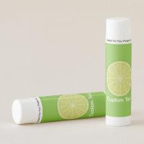 Lime Slice Lip Balm