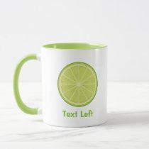 Lime Slice Mug