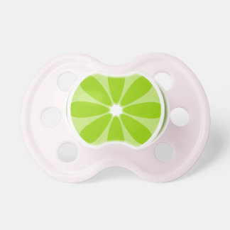 Lime Slice Pacifier BooginHead Pacifier
