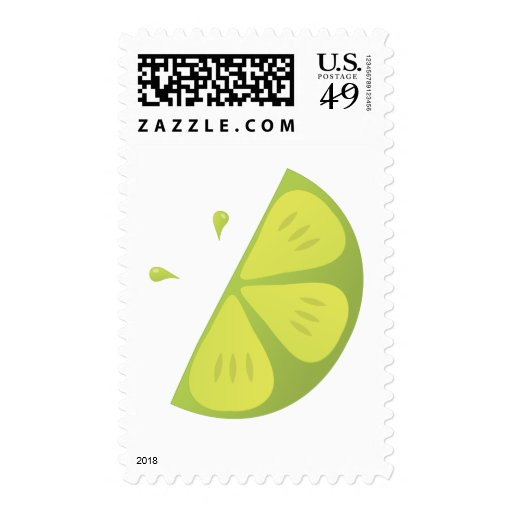 Lime Slice Stamps