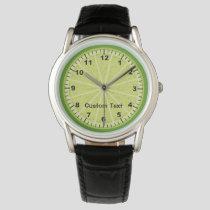 Lime Slice Watch