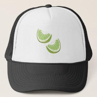 Lime Slices Trucker Hat