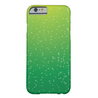 Lime Soda with Tiny Bubbles iPhone 6 Case