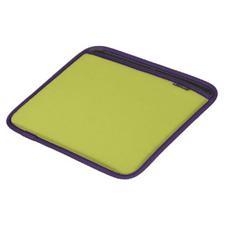 Lime Squeeze color Sleeve For iPads