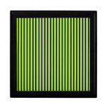 Lime Stripes Gift Boxes