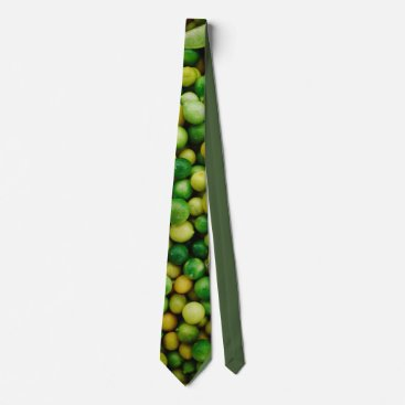 Professional Business Lime tie