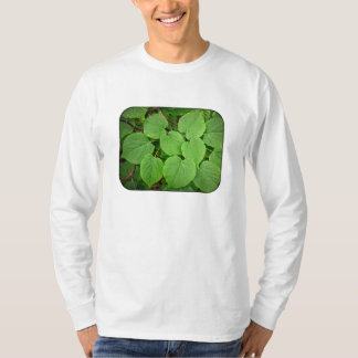 Lime tree leaves T-Shirt