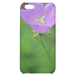 Lime Tussock Belleflower, (Campanula Carpatica) fl Case For iPhone 5C