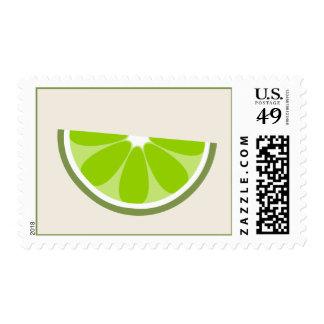 Lime Wedge Postage