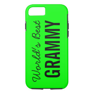Lime World's Best Grammy Custom iPhone 7 iPhone 8/7 Case