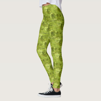 Lime Yuna Leggings