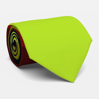 Limeade Hues - STRIPES Men Tie