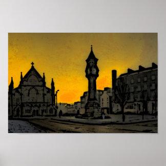 Limerick Art Poster 01