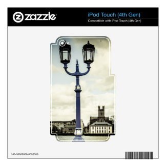 Limerick bridge lamps decal for iPod touch 4G