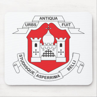 Limerick Coat of Arms Mouse Pad