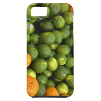 Limes and a few other citrus fruits phone case