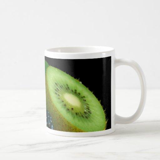 Limes Kiwis Berry Berries Classic White Coffee Mug