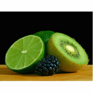 Limes Kiwis Berry Berries Acrylic Cut Outs