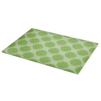 Limes Pattern Cutting Board