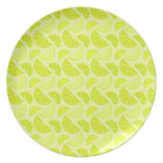 Limes Dinner Plate