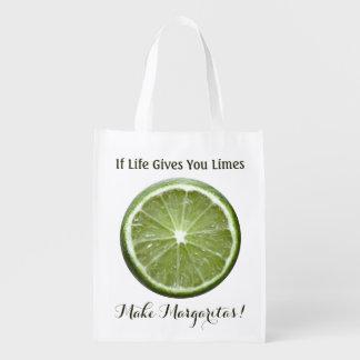 Limes Reusable Grocery Bag