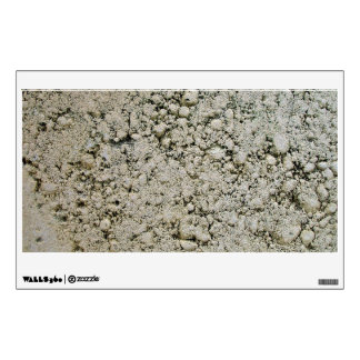 Limestone Concrete Surface Texture Wall Sticker