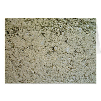Limestone Concrete Texture Card
