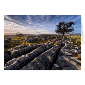 Limestone Country Greeting Card