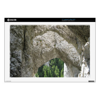 """LIMESTONE FORMATIONS DECAL FOR 17"""" LAPTOP"""