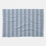 Limestone Hills Pattern Stripe Towel