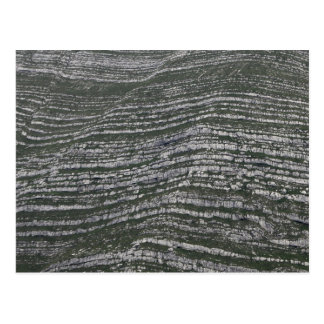 Limestone layers in the Austrian Alps Postcard