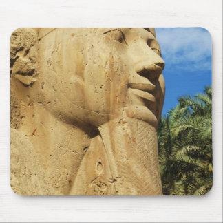 Limestone (or 'alabaster') sphinx - New Kingdom Mousepads
