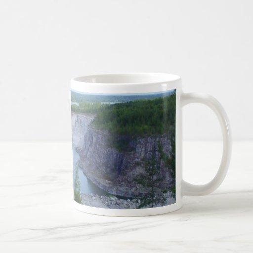 Limestone Quarry Mug