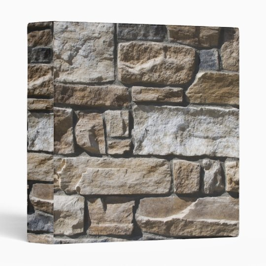 Limestone Rock Wall Binder