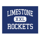 Limestone - Rockets - Community - Bartonville Postcard