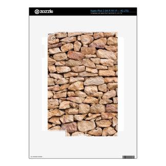 limestone wall skin for iPad 3