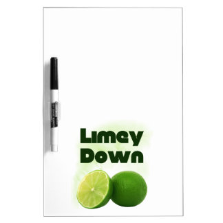 Limey Down Dry-Erase Whiteboards