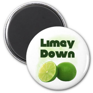 Limey Down Magnet