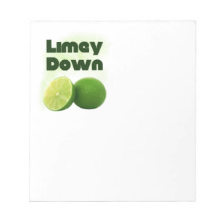 Limey Down Scratch Pad