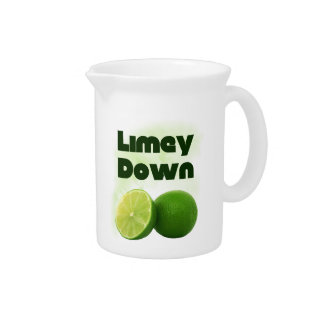 Limey Down Pitchers
