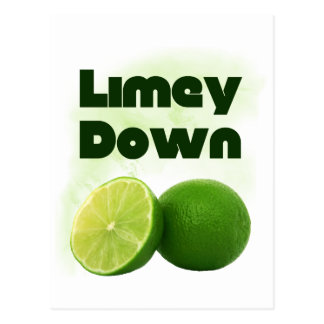 Limey Down Postcards