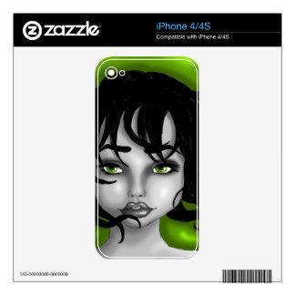 Limey Skins For The iPhone 4S