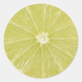 limey sticker