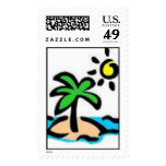 Limit Busters Postage Stamps