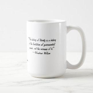 """Limit Government Power"" Mug"