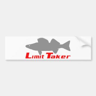 LIMIT TAKER BUMPER STICKER