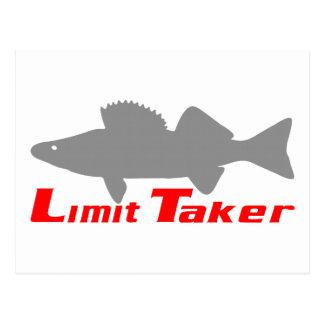LIMIT TAKER POSTCARD