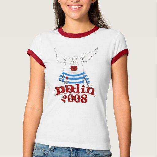 LIMITADO:  Sarah Palin T-shirts